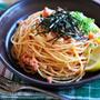 ♡和えるだけ♡明太子パスタ♡【#簡単レシピ#時短#節約#麺】