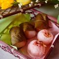 ♡桜餅の贈り物♡