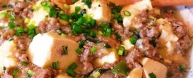 暑い夏でも食べやすい♪「麻婆豆腐」の和風アレンジレシピ