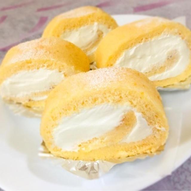 私の潰れロールケーキ【しっとりふわふわ】①