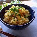 麺つゆで簡単♪エノキ茸と大根の炊き込みご飯