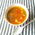 鯖缶&ひよこ豆のトマトスープ
