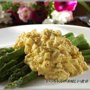 15分で気分もUP!「アスパラ×卵」で作る春色レシピ