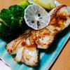 花椒&焦がしバターソースの鱈のソテー
