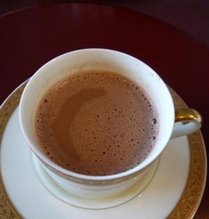 甘酒&豆乳で♪ホットチョコレート
