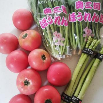 JA愛知〜たっぷりお野菜いただきました