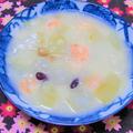 100皿シチュー 63皿目 冬瓜と海老の生姜風味シチュー