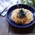 たらこ(明太子)スパゲッティー♡【#簡単レシピ#パスタ】