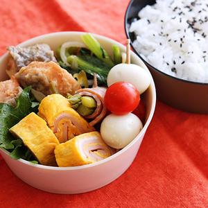 常備菜を使って 1週間お弁当アレンジ〜後編