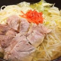 沖縄そば風キャベツ鍋