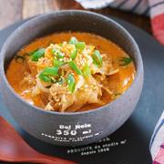 寒い日に食べたい!「豆乳×キムチ」のあったかピリ辛レシピ