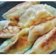納豆キャベツキムチーズ餃子