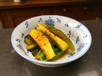 >きゅうりの醤油漬けレシピ by イクコさん