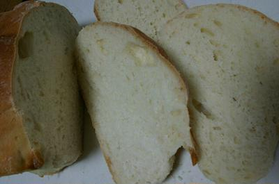 米粉パンとキスするリダ(ラブレター12)