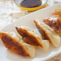 【モニター】にんにくたっぷりスタミナ焼き餃子