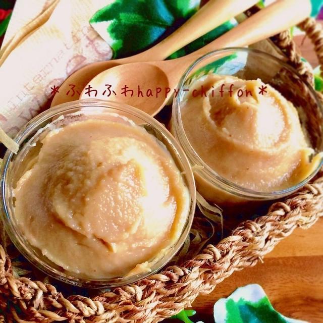 トキメキのマロンペーストのレシピ再び。