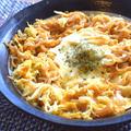 まるでビーフン食感。簡単10分絶品お好みモダンチーズ白滝麺(糖質4.4g) by ねこやましゅんさん