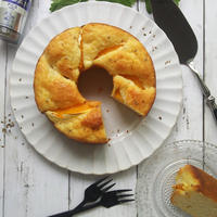 アニスとオレンジのサマーケーキ