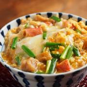 お腹も心も大満足♪「ふわふわ卵」で作るやみつき丼レシピ