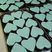 2016年のホワイトデーの時に女性男性を問わずに日頃の「ありがとう」の感謝をこめて贈らせていただいたアイシングクッキーたちの製作工程の前半になります~♪