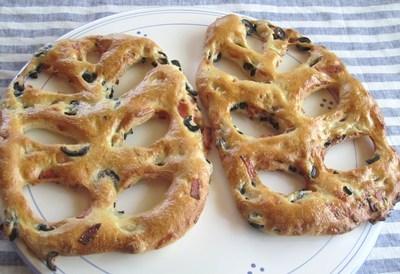 イタリアのパン屋さんになったみたい・・・