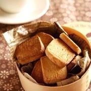 トースターで10分*ザクザクハニークッキー