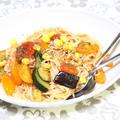 今度こそ!!夏野菜をたっぷり使ったトマトパスタ by ひなちゅんさん