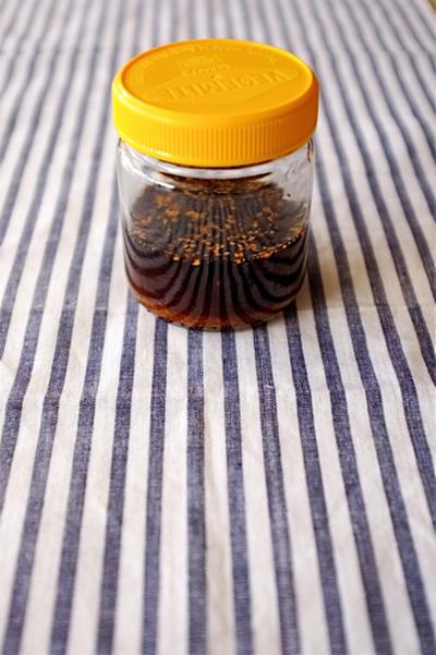 香味油でおうちアジアンご飯。
