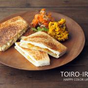 デリ風の作りおき可能な野菜サラダ2種と、今日のレシピ