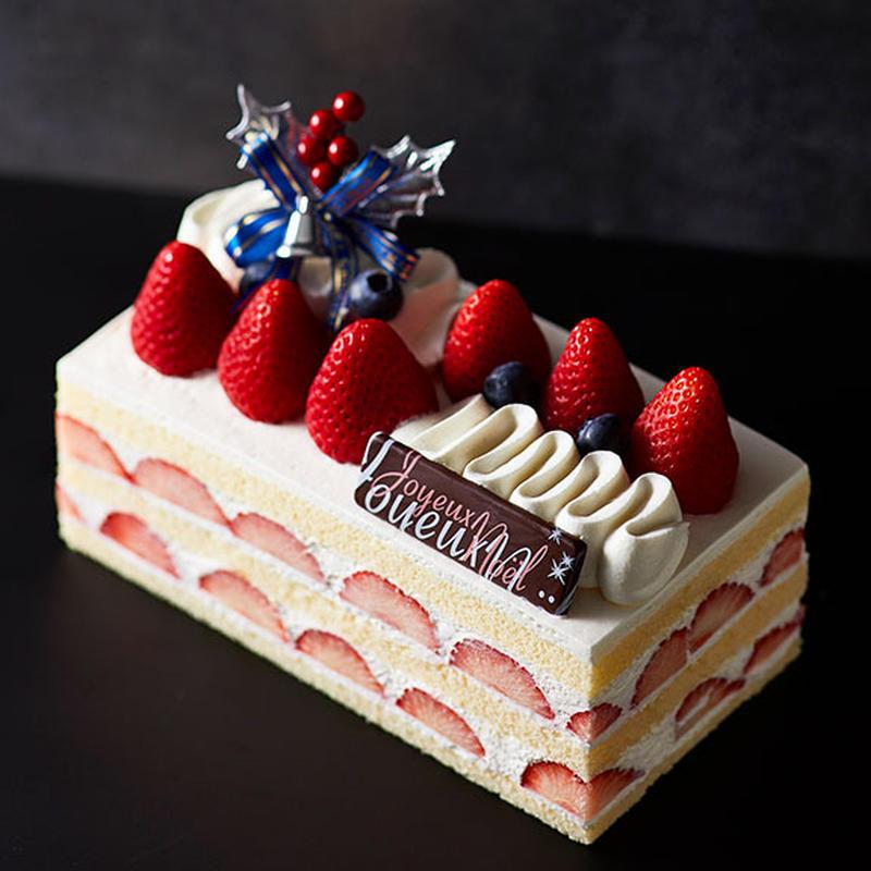 一度は食べておきたい、京王ホテル伝統のプレミアムショートケーキ。<br>上質な国産イチゴをはじめ、シ...