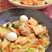 15分で残り野菜がごちそうに!簡単「八宝菜」レシピ