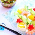 七夕に作りたい!そうめんの可愛いアレンジレシピ – 料理動画