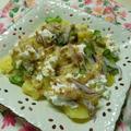 カッテージチーズのポテトサラダ^0^ by watakoさん