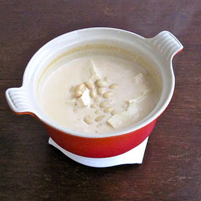 豆づくしスープ