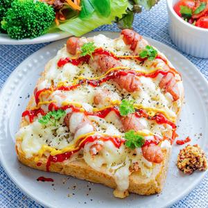 食欲をそそる!「カレー粉ちょい足しトースト」5選