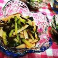 【レシピ動画】簡単!ちょこっとおかず【ギョニソと胡瓜のめかぶ和え】和えるだけ!