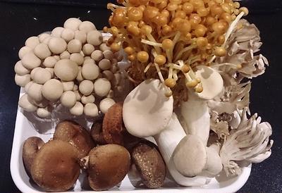 【作り置き】【冷凍保存】【きのこ】のマリネと佃煮の作り方(レシピ)