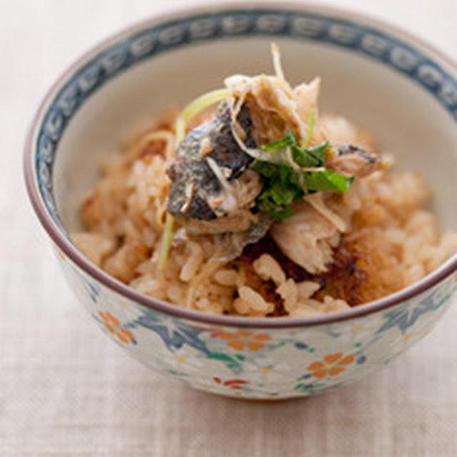 土鍋で作る! 秋刀魚の炊き込みご飯