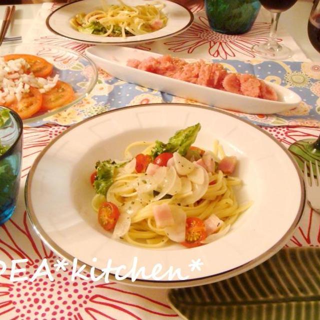 ★トマトずくしのディナー**おすすめワインバー