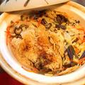 旬の味「たけのこご飯」おこげが美味しい土鍋ごはん