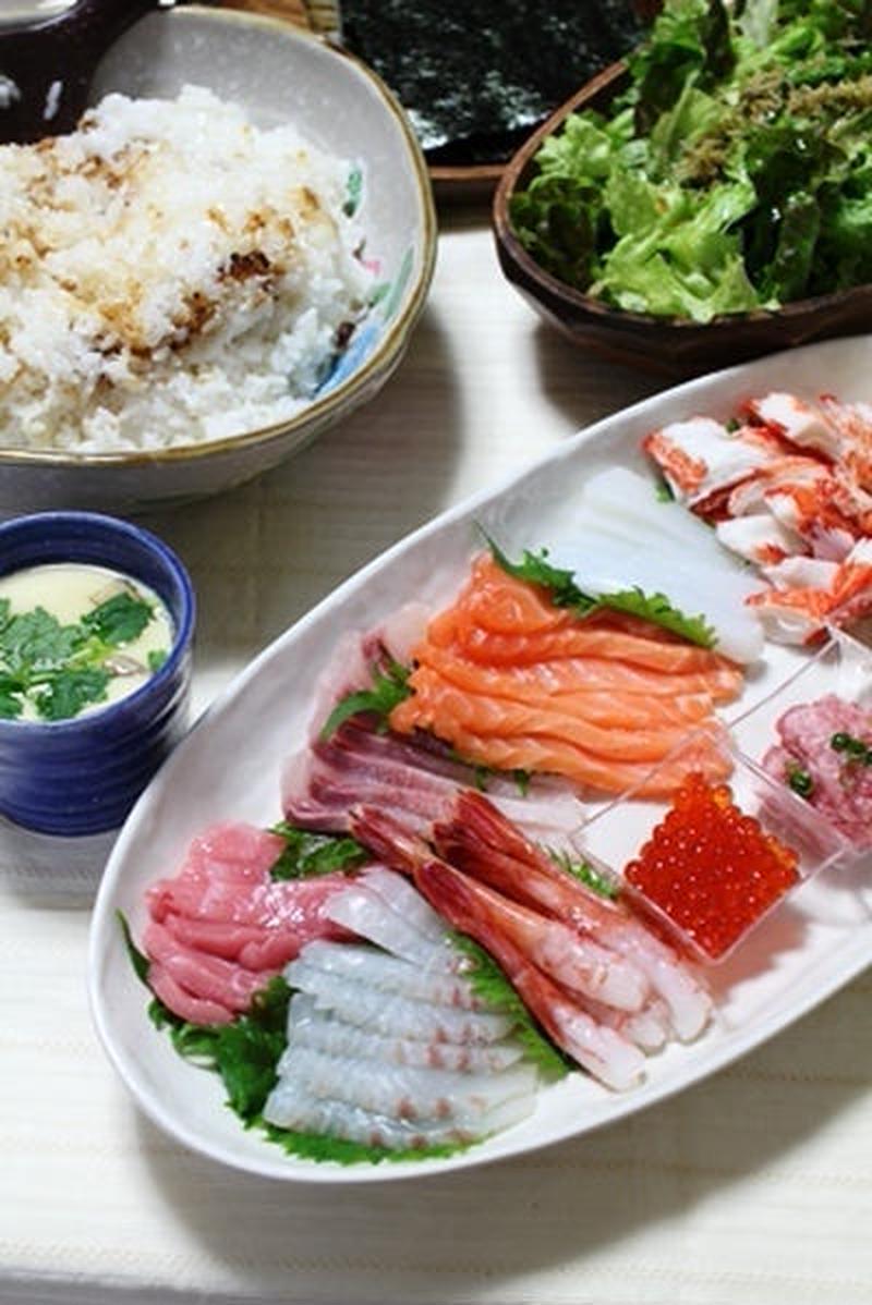 ■圧力鍋で作る「すし飯」<br><br>「圧力鍋に米と調味料を全部入れて炊くだけ。ふたを開けたら酢飯...