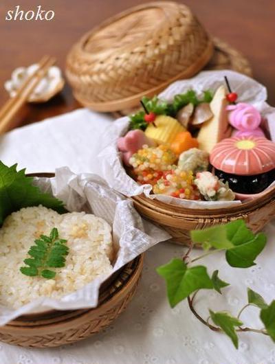 春野菜のお弁当
