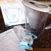 BRITA ポット型浄水器マレーラで紅茶をいれてみました