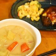 晩御飯◆かた焼き体験★