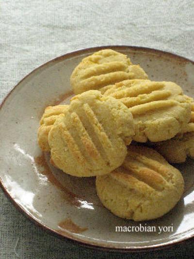 ★ノンオイルのじゃがいもクッキー