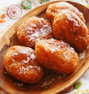 [簡単!新食感!] しゅわんっ!とろけるシュードーナツ と チョイスピ☆話