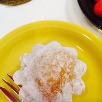 バニラ香るレモンケーキ