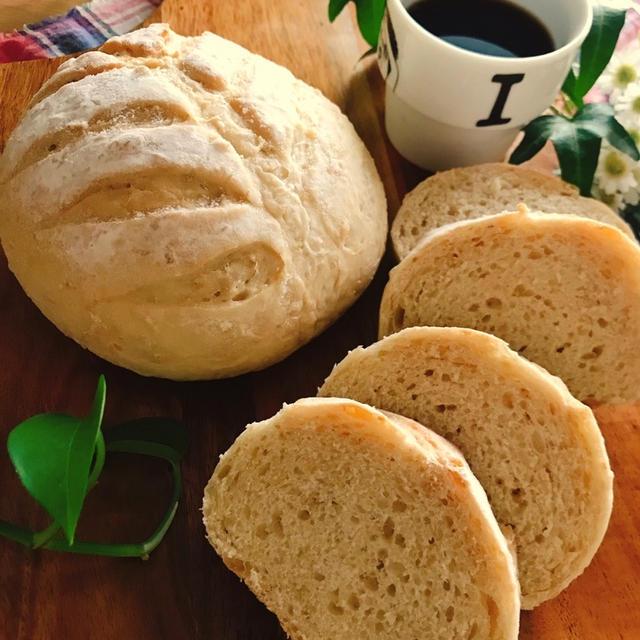 オートミールのパン♪