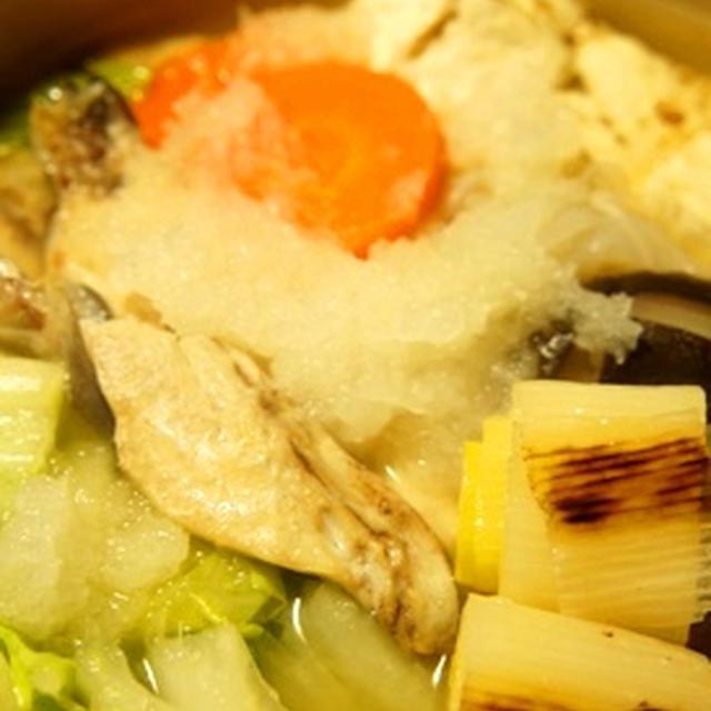 旬のぶりの旨味堪能、炙り鰤の霙鍋と竹鶴ハイボールの黄金マリアージュ