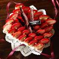 苺のケーキ。 by mosnogohanさん